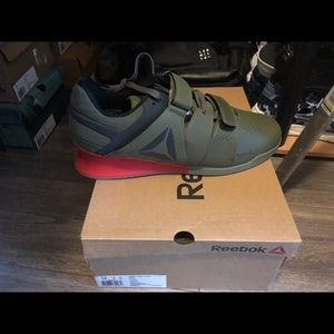 Reebok legacy lifters size 13 brand new